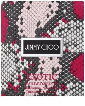 Jimmy Choo Exotic (2016) toaletní voda pro ženy 100 ml