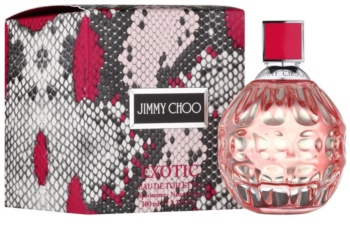 Jimmy Choo Exotic (2016) Eau de Toilette para mulheres 100 ml
