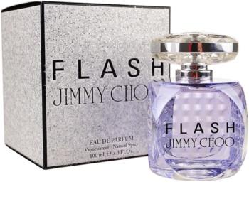 Jimmy Choo Flash eau de parfum para mujer 100 ml