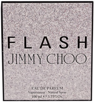 Jimmy Choo Flash Eau de Parfum für Damen 100 ml