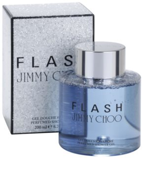 Jimmy Choo Flash sprchový gel pro ženy 200 ml