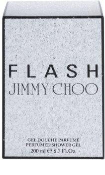 Jimmy Choo Flash sprchový gél pre ženy 200 ml
