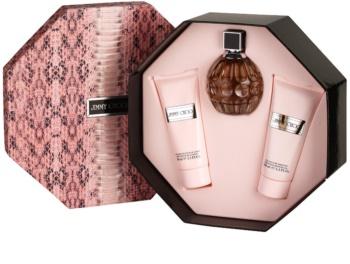 Jimmy Choo For Women Gift Set V.