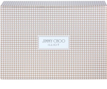 Jimmy Choo Illicit Geschenkset I.