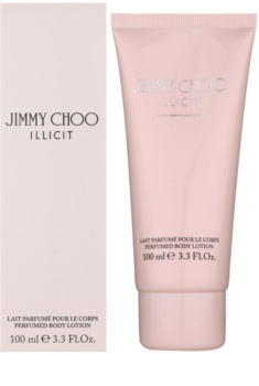 Jimmy Choo Illicit leche corporal para mujer 100 ml