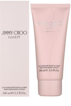 Jimmy Choo Illicit losjon za telo za ženske 100 ml