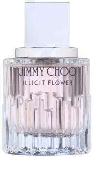 Jimmy Choo Illicit Flower Eau de Toilette voor Vrouwen  40 ml