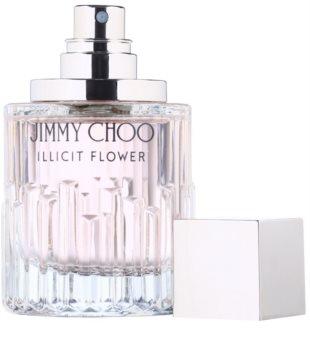 Jimmy Choo Illicit Flower eau de toilette para mujer 40 ml