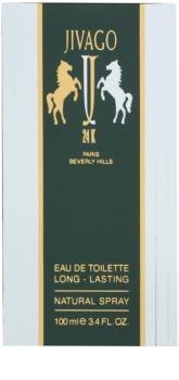 Jivago 24K toaletní voda pro muže 100 ml