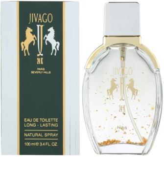 Jivago 24K eau de toilette pentru bărbați 100 ml