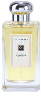 Jo Malone Lime Basil & Mandarin eau de cologne unisex 100 ml fara cutie