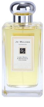 Jo Malone Lime Basil & Mandarin Eau de Cologne unissexo 100 ml sem embalagem