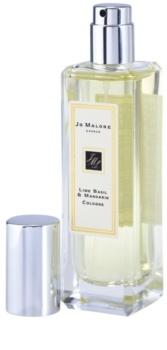 Jo Malone Lime Basil & Mandarin eau de cologne unisex 30 ml fara cutie