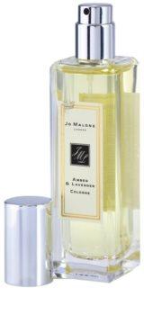 Jo Malone Amber & Lavender Eau de Cologne voor Mannen 30 ml Zonder Doosje