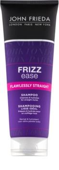 John Frieda Frizz Ease Flawlessly Straight šampon pro uhlazení a hydrataci vlasů