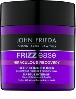 John Frieda Frizz Ease Miraculous Recovery Regenerierende und stärkende Maske für das Haar