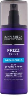 John Frieda Frizz Ease Dream Curls spray de coafat pentru definirea onduleurilor