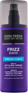 John Frieda Frizz Ease Dream Curls stiling pršilo za definicijo valov