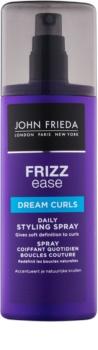John Frieda Frizz Ease Dream Curls stylingový sprej pre definovanie vĺn