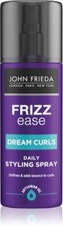 John Frieda Frizz Ease Dream Curls stylingový sprej pro definici vln