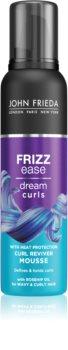 John Frieda Frizz Ease Dream Curls hajtőemelő hab