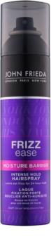 John Frieda Frizz Ease Moisture Barrier laca de fixação forte para cabelos encaracolados e ondulados