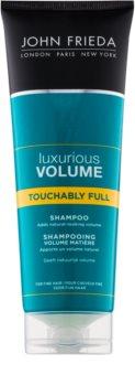 John Frieda Luxurious Volume Touchably Full szampon do zwiększenia objętości