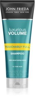 John Frieda Luxurious Volume Touchably Full shampoing pour donner du volume
