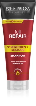 John Frieda Full Repair Strengthen+Restore shampoing fortifiant effet régénérant