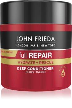 John Frieda Full Repair Hydrate+Rescue balsam pentru restaurare adanca cu efect de hidratare