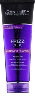 John Frieda Frizz Ease Miraculous Recovery szampon odbudowujący włosy do włosów zniszczonych