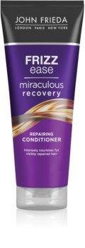 John Frieda Frizz Ease Miraculous Recovery après-shampoing rénovateur pour cheveux abîmés