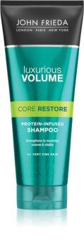 John Frieda Luxurious Volume Core Restore Volumising Shampoo for Fine Hair
