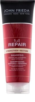 John Frieda Full Repair Strengthen+Restore posilňujúci šampón s regeneračným účinkom