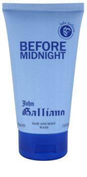 John Galliano Before Midnight гель для душу для чоловіків 150 мл