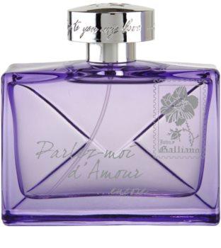 John Galliano Parlez Moi d'Amour Encore Eau de Toilette für Damen 80 ml