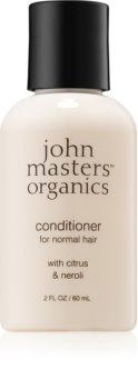 John Masters Organics Citrus & Neroli tekoči organski balzam za normalne lase