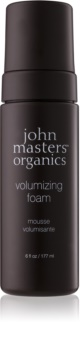 John Masters Organics Styling Hair Mousse with Volume Effect
