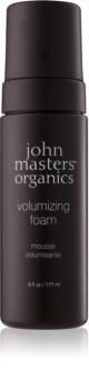 John Masters Organics Styling mousse cheveux pour donner du volume