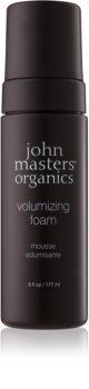 John Masters Organics Styling pena na vlasy pre objem