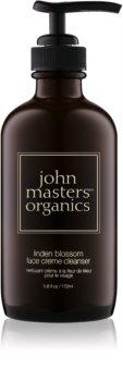 John Masters Organics Dry to Mature Skin čistiaci krém