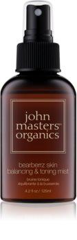 John Masters Organics Oily to Combination Skin meglica za tonizacijo obraza