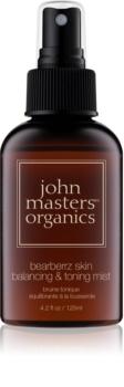 John Masters Organics Oily to Combination Skin tonizační pleťová mlha