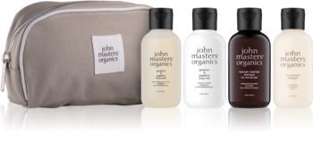 John Masters Organics Travel Kit Hair & Body cestovná sada I.