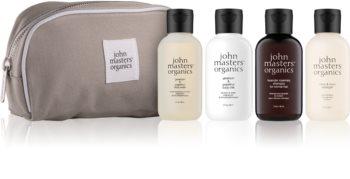 John Masters Organics Travel Kit Hair & Body kosmetická sada I.
