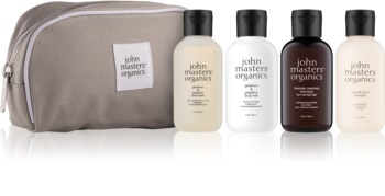 John Masters Organics Travel Kit Hair & Body set cosmetice I.