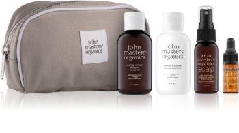 John Masters Organics Travel Kit Dry Hair kosmetická sada III. pro ženy