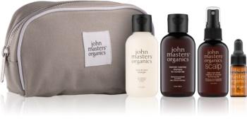 John Masters Organics Travel Kit Normal Hair kozmetični set II.