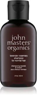 John Masters Organics Lavender Rosemary sampon pentru par normal