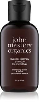John Masters Organics Lavender Rosemary Shampoo  voor Normaal Haar